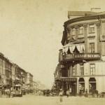 Дом купца Греффа (Невский пр. 1), 1870-1873 годы