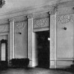 Зал дома Военного министра
