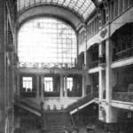 Дом Гвардейского экономического общества. Интерьер торгового зала