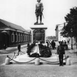 Памятник Петру I на Большом Сампсониевком проспекте