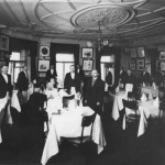 Зал ресторана «Вена»