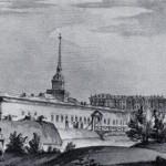 Адмиралтейство и Зимний дворец