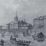 Река Мойка у Невского проспекта