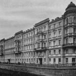 Жилой дом на набережной канала Грибоедова, 71