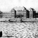 Дворец Меншикова на Васильевском острове
