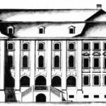 Дом св. Синода (на месте дома М. П. Гагарина)