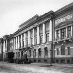 Здание Правительствующего Сената и Святейшего Синода