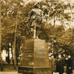 Памятник Петру I на Кирочной улице