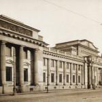 Здание Этнографического отдела музея императора Александра III на Инженерной улице
