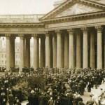 Празднование 100-летнего юбилея Казанского собора 15 сентября 1911 года