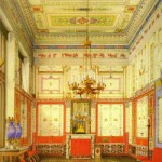 Помпейская (Малая) столовая в Зимнем дворце