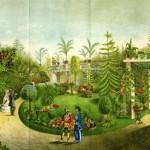 Третья публичная выставка Российского общества садоводства