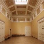 Общий вид Помпейского зала в доме С. Сиверс
