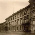 Здание французского посольства в Санкт-Петербурге
