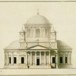 Казанский собор. Главный фасад