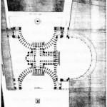 Проектный план Казанского собора