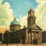 Собор во имя преподобного Сергия Радонежского (Сергиевский собор всей артиллерии)
