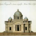 Знаменская церковь. Главный фасад