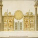 Казанский собор. Проект иконостаса