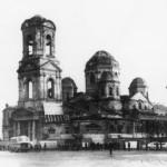 Церковь Успения Пресвятой Богородицы (Спасо-Сенновская) после разборки куполов