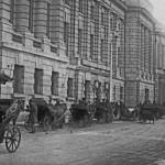 Главный фасад Северо-западной областной конторы Государственного банка
