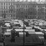 Базар на Покровской (ныне Тургенева) площади