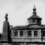 Церковь во имя св. благоверного великого князя Александра Невского при Николаевской Военной Академии (Суворовская)