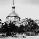 Церковь во имя св. Космы и Дамиана Лейб-гвардии Сапёрного батальона