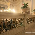 Фрагмент парадной лестницы