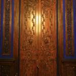 Двери в парадном кабинете
