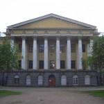 Здание госпиталя Преображенского полка