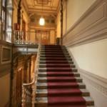 Парадная лестница в особняке М. В. Кочубея