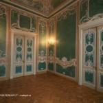 Зелёный зал в особняке М. В. Кочубея