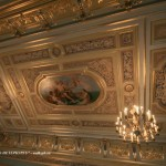 Плафон Синего зала в особняке М. В. Кочубея