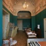 Библиотека в особняке М. В. Кочубея