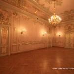 Музыкальный зал в особняке М. В. Кочубея