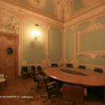 Столовый зал в особняке М. В. Кочубея