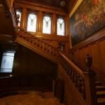 Лестница в особняке В. Э. Брандта