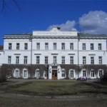Здание Лесотехнической академии