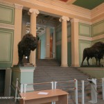 Вестибюль в доме И. В. Пашкова