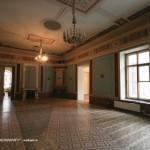 Бильярдная в доме И. В. Пашкова