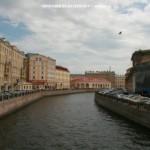Мойка от Большого Конюшенного моста