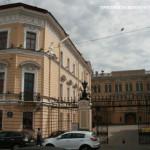 Здание Государственной академической капеллы