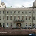 Дом Ф. К. Вебера (наб. р. Мойки, 24)