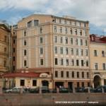 Дом Ю. Г. Тарханова-Моуравова