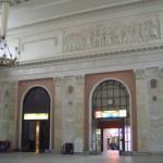 Вестибюль Московского вокзала