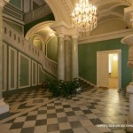 Вестибюль в Аничковом дворце