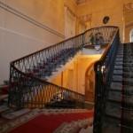 Парадная лестница в особняке Д. Е. Бенардаки