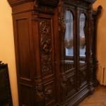 Мебель в особняке Д. Е. Бенардаки