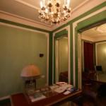Кабинет в особняке Д. Е. Бенардаки